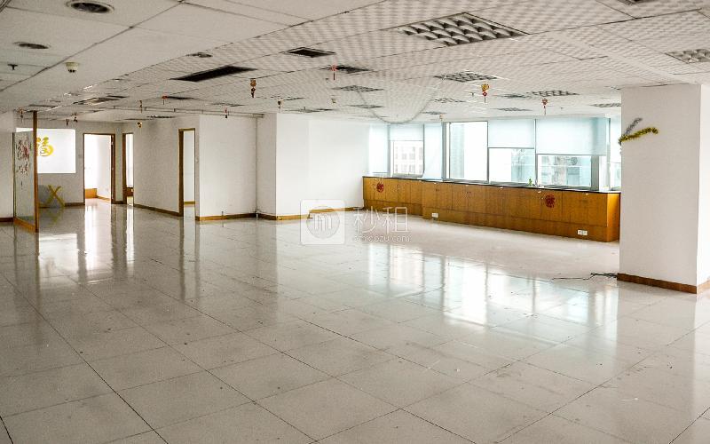 汇隆大厦写字楼出租492平米精装办公室90元/m².月