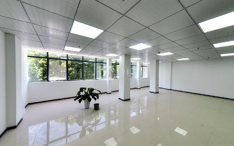 鹏兴盛商务中心写字楼出租85平米简装办公室55元/m².月