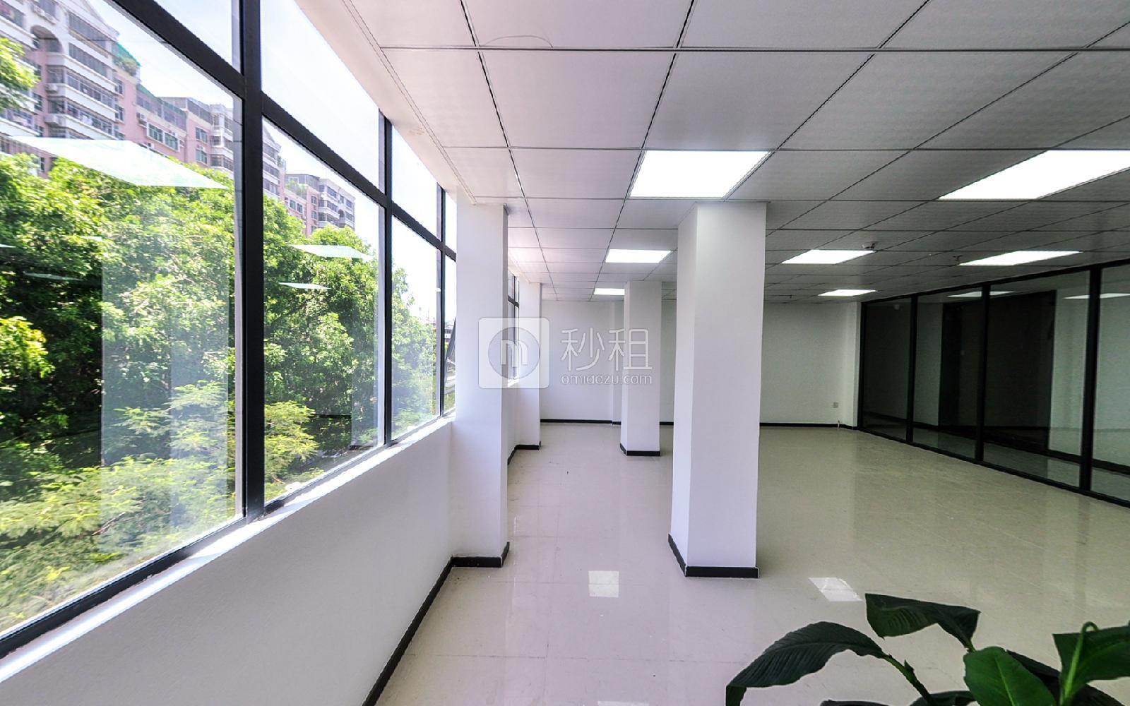 鹏兴盛商务中心写字楼出租96平米简装办公室58元/m².月