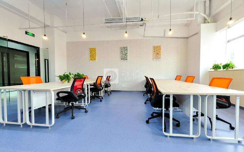 摩比大厦-蓝马智造园写字楼出租126平米精装办公室80元/m².月