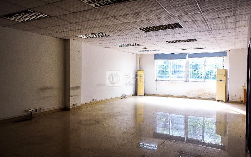 鼎昌商务中心写字楼出租300平米毛坯办公室50元/m².月