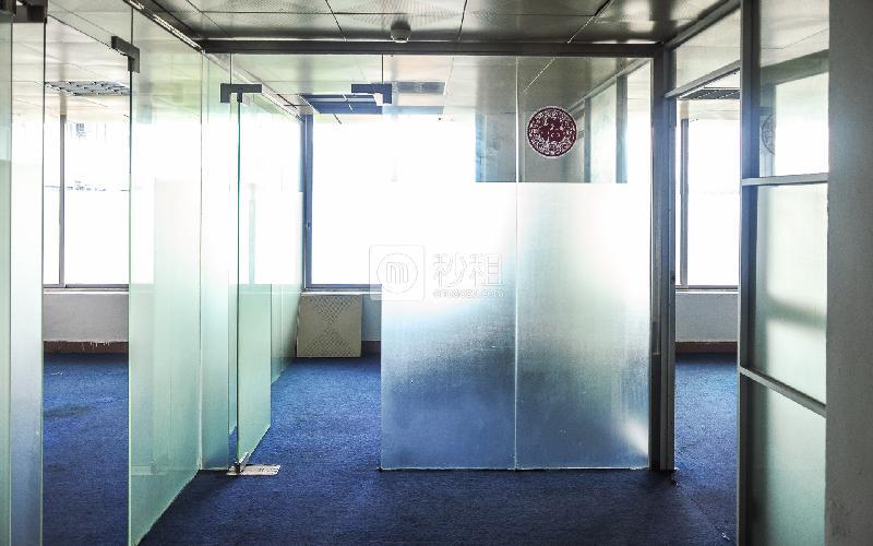 城光大厦写字楼出租112平米简装办公室80元/m².月
