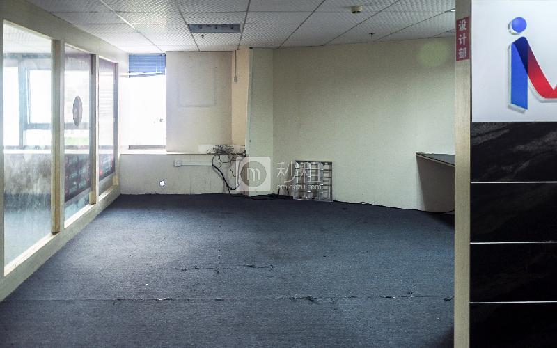 城光大厦写字楼出租88平米简装办公室80元/m².月