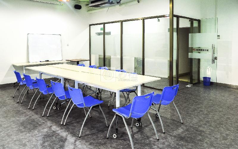 金星大厦-孵客创业公社写字楼出租40平米豪装办公室4800元/间.月