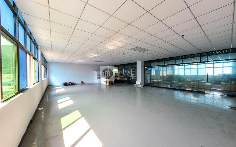 洪盛科技园写字楼出租256平米简装办公室38元/m².月