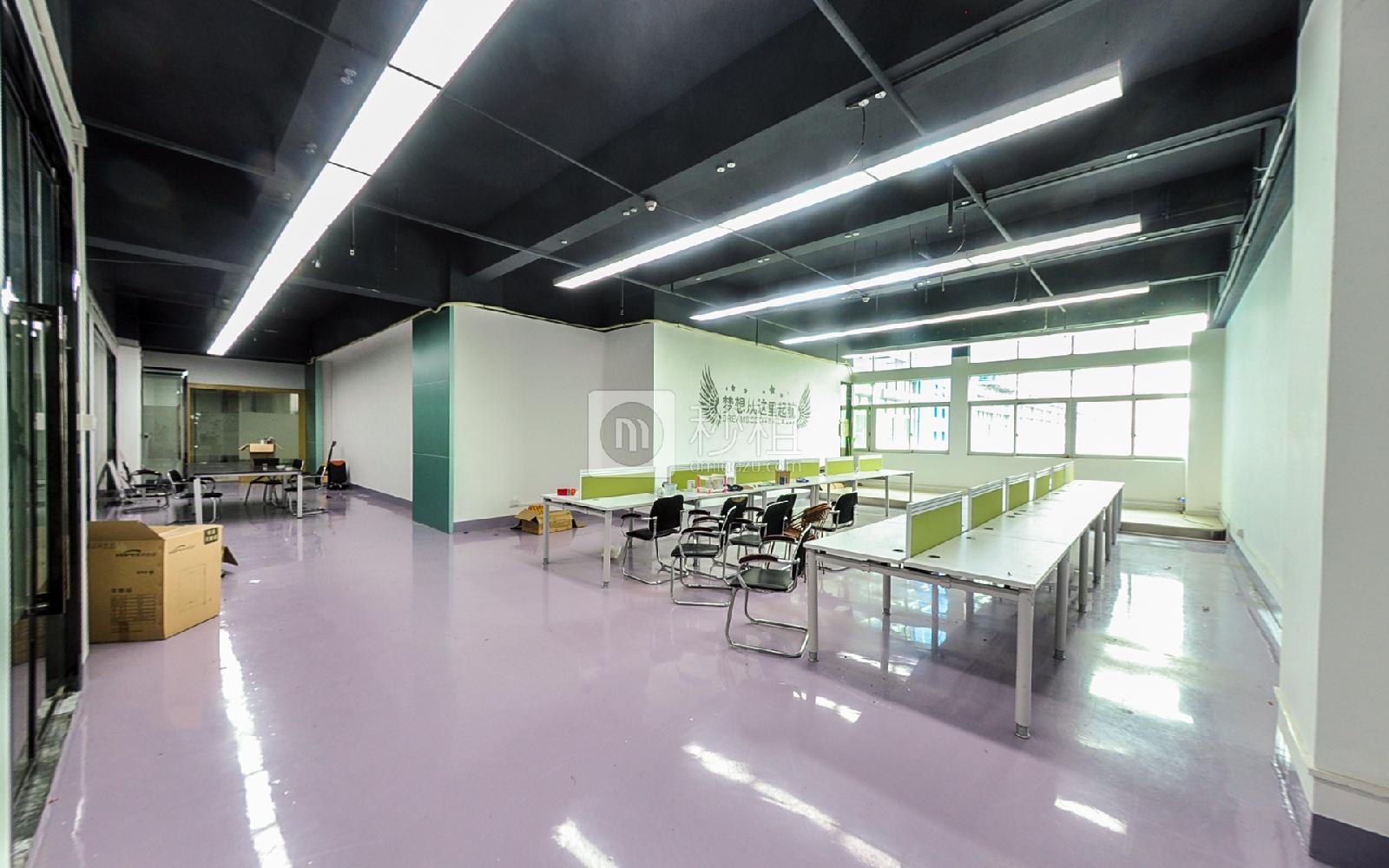 广兴源互联网创意园写字楼出租199平米精装办公室70元/m².月