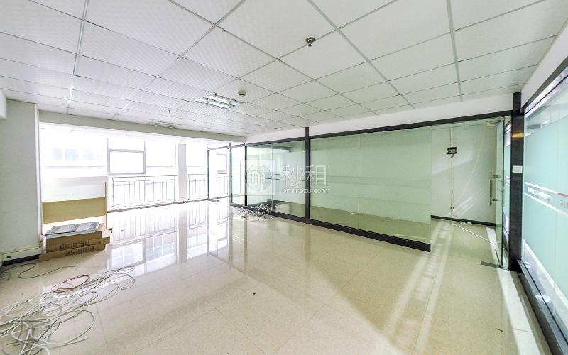 索佳科技园写字楼出租195平米精装办公室40元/m².月