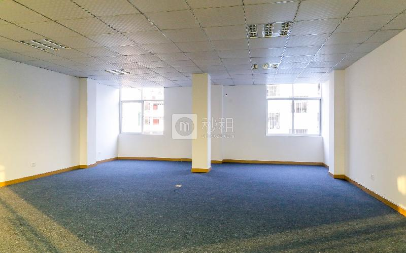 大浪商业中心32栋写字楼出租120平米简装办公室45元/m².月