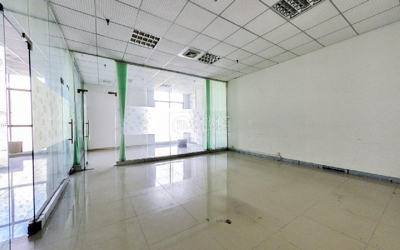 杰鹏商业广场写字楼出租85平米精装办公室33元/m².月