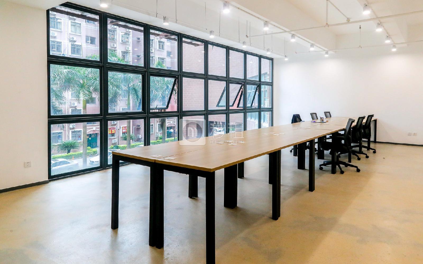 园博园-Ibase X Wedo写字楼出租115平米豪装办公室22600元/间.月