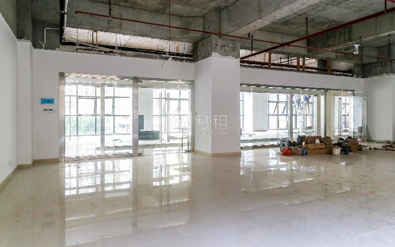 锦华大厦写字楼出租125平米简装办公室55元/m².月