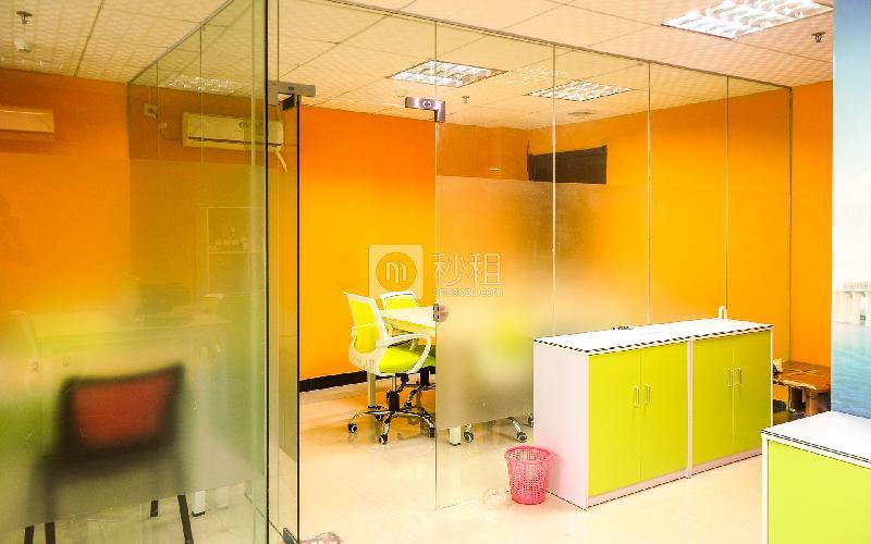 北岸商务中心写字楼出租85平米精装办公室75元/m².月