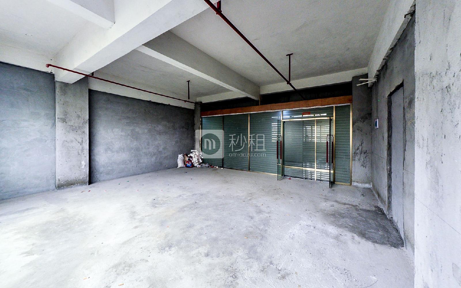 盛华大厦写字楼出租900平米毛坯办公室24元/m².月