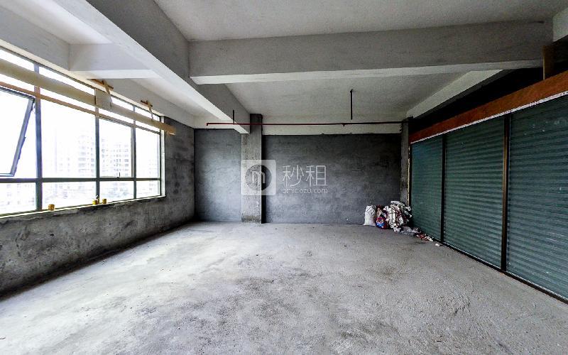 盛华大厦写字楼出租400平米毛坯办公室24元/m².月
