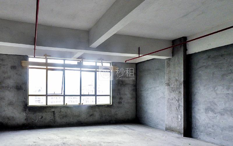 盛华大厦写字楼出租500平米毛坯办公室24元/m².月