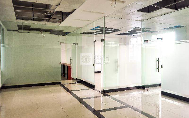 广一电子商务产业园 写字楼出租300平米毛坯办公室90元/m².月