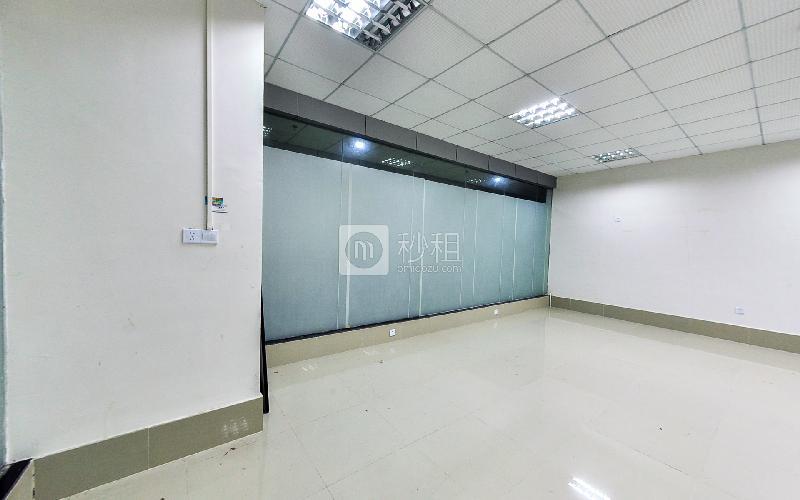 共乐华庭商务楼写字楼出租130平米简装办公室38元/m².月