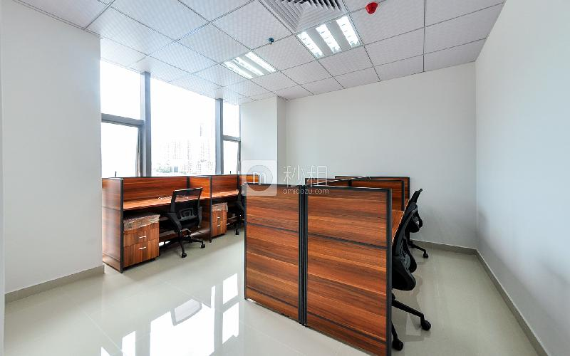 美兰国际商务中心-携创商务中心写字楼出租30平米精装办公室5994元/间.月
