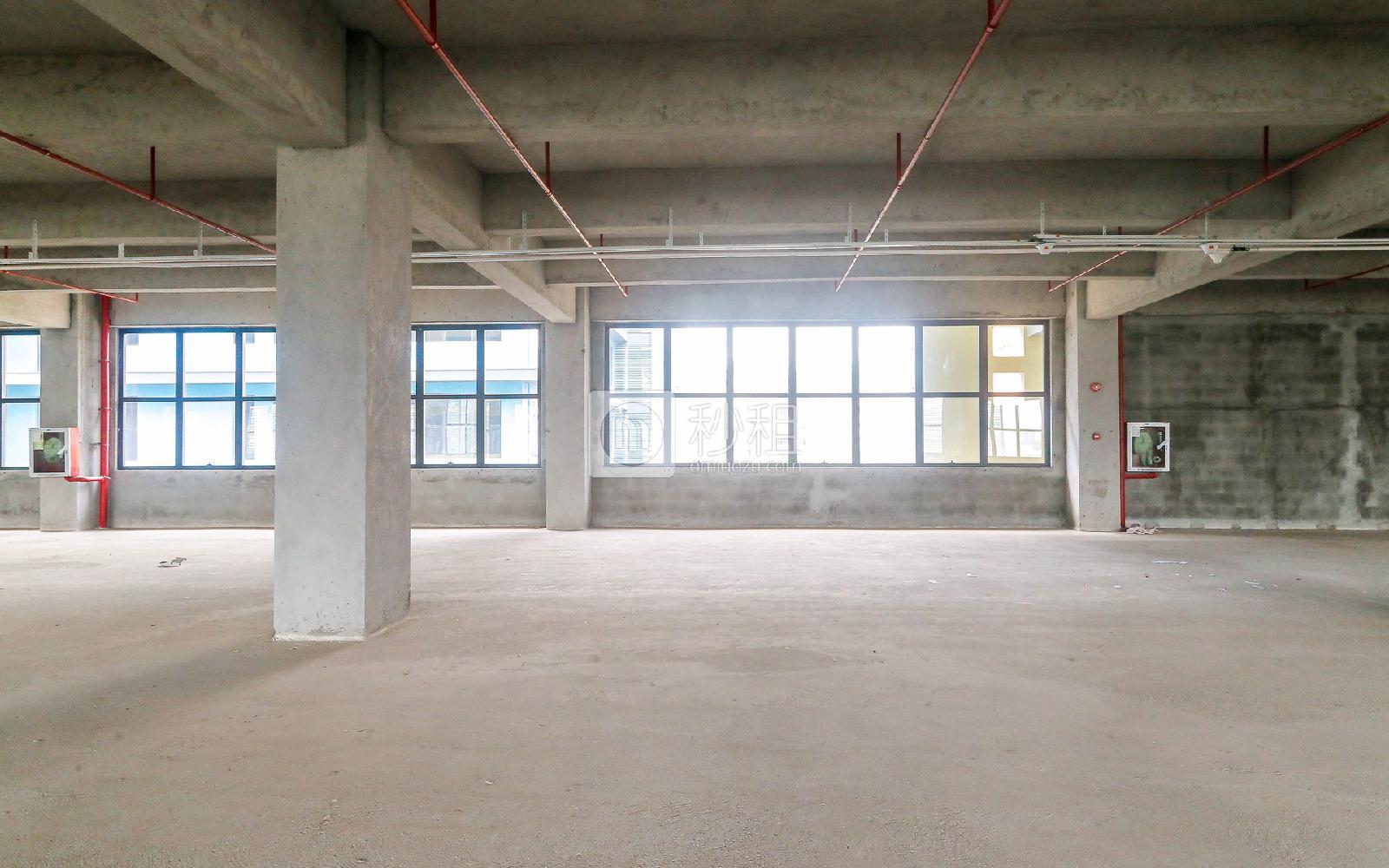 锦绣科学园写字楼出租194平米毛坯办公室45元/m².月