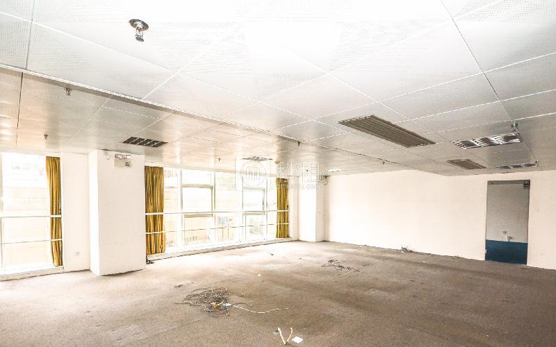 璟泰大厦写字楼出租440平米简装办公室110元/m².月