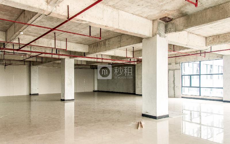 石井国际大厦写字楼出租667平米简装办公室38元/m².月
