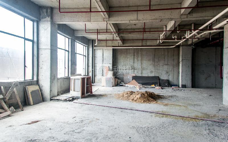 盛美大厦写字楼出租300平米毛坯办公室48元/m².月