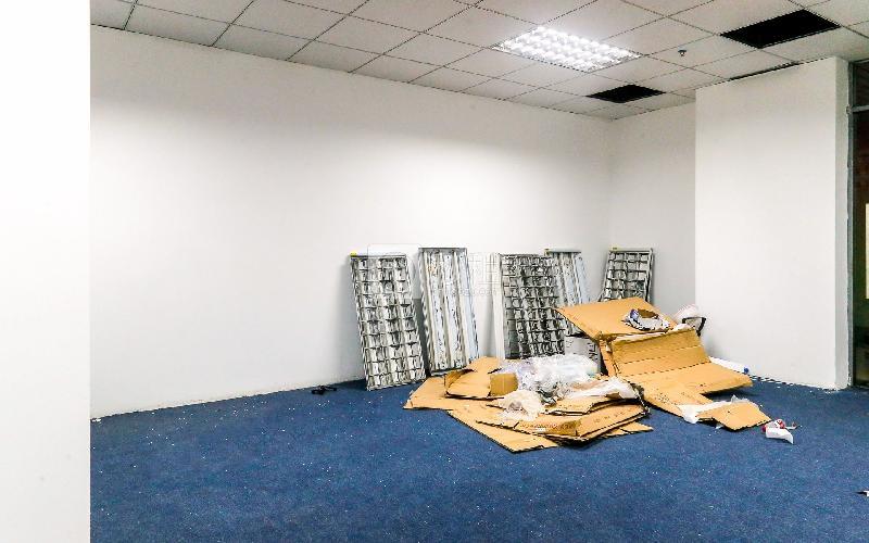 金捷广场写字楼出租138平米简装办公室55元/m².月