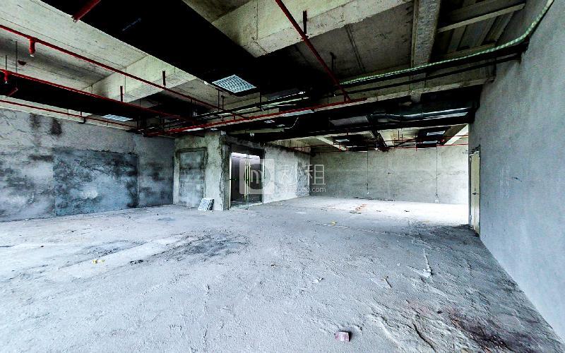 富基PARK国际大厦写字楼出租248平米毛坯办公室130元/m².月