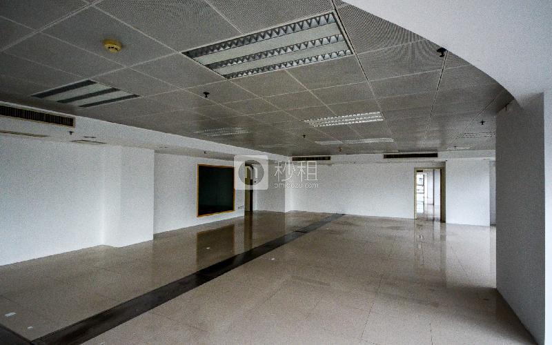 东照大厦写字楼出租416平米简装办公室95元/m².月
