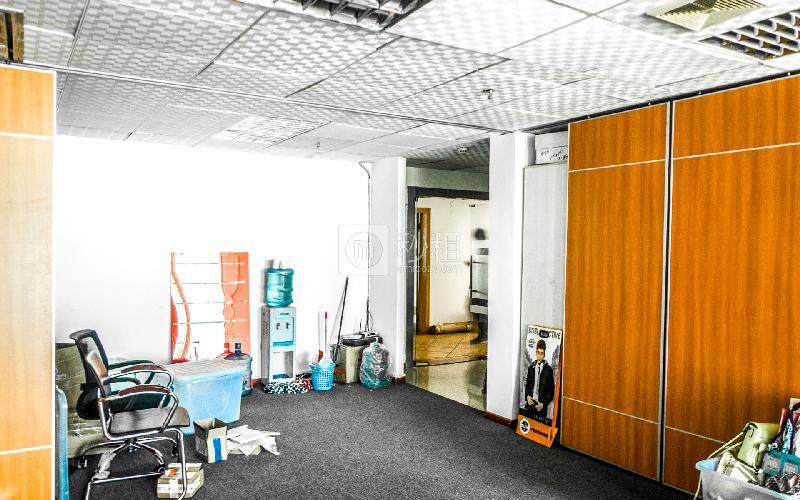 江河大厦写字楼出租95平米简装办公室85元/m².月