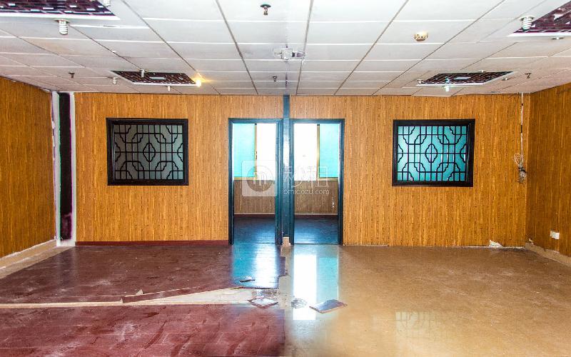 江河大厦写字楼出租119平米简装办公室85元/m².月