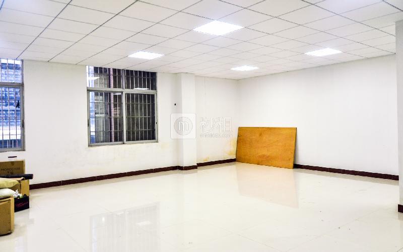 银丰电子商务大厦写字楼出租119平米简装办公室43元/m².月