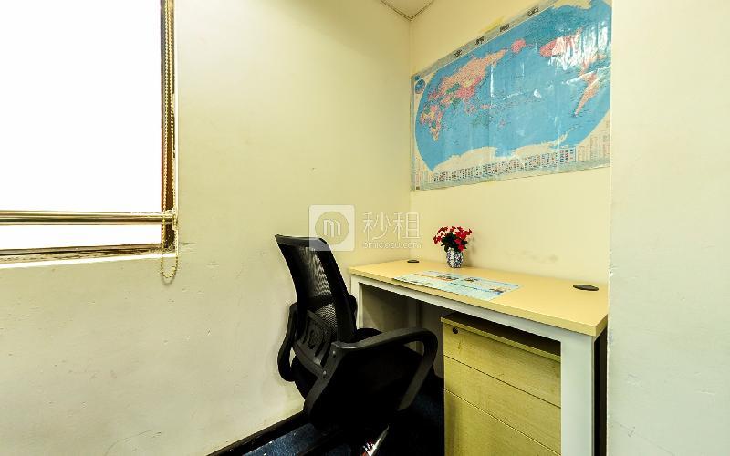 华佳广场-创富港写字楼出租3平米精装办公室1280元/间.月