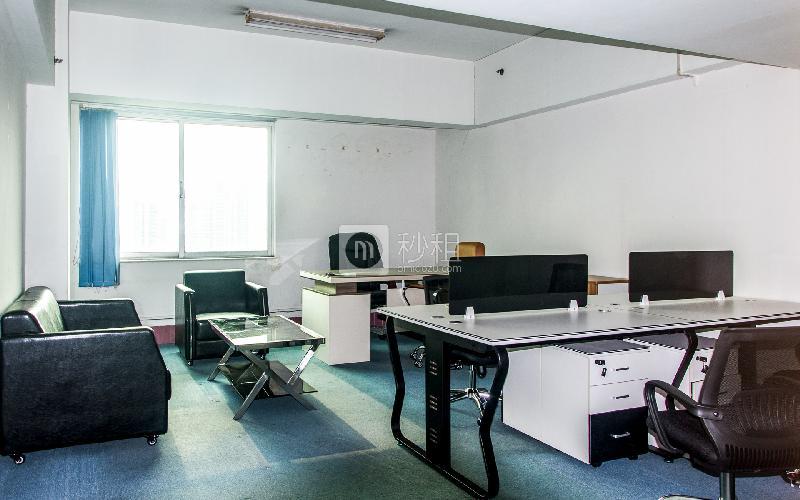 龙口科技大厦写字楼出租58平米简装办公室90元/m².月