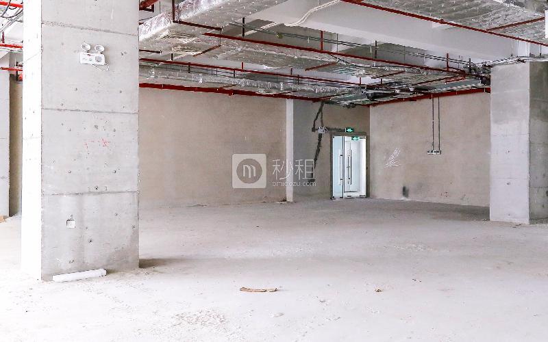 超多维科技大厦写字楼出租1200平米毛坯办公室170元/m².月