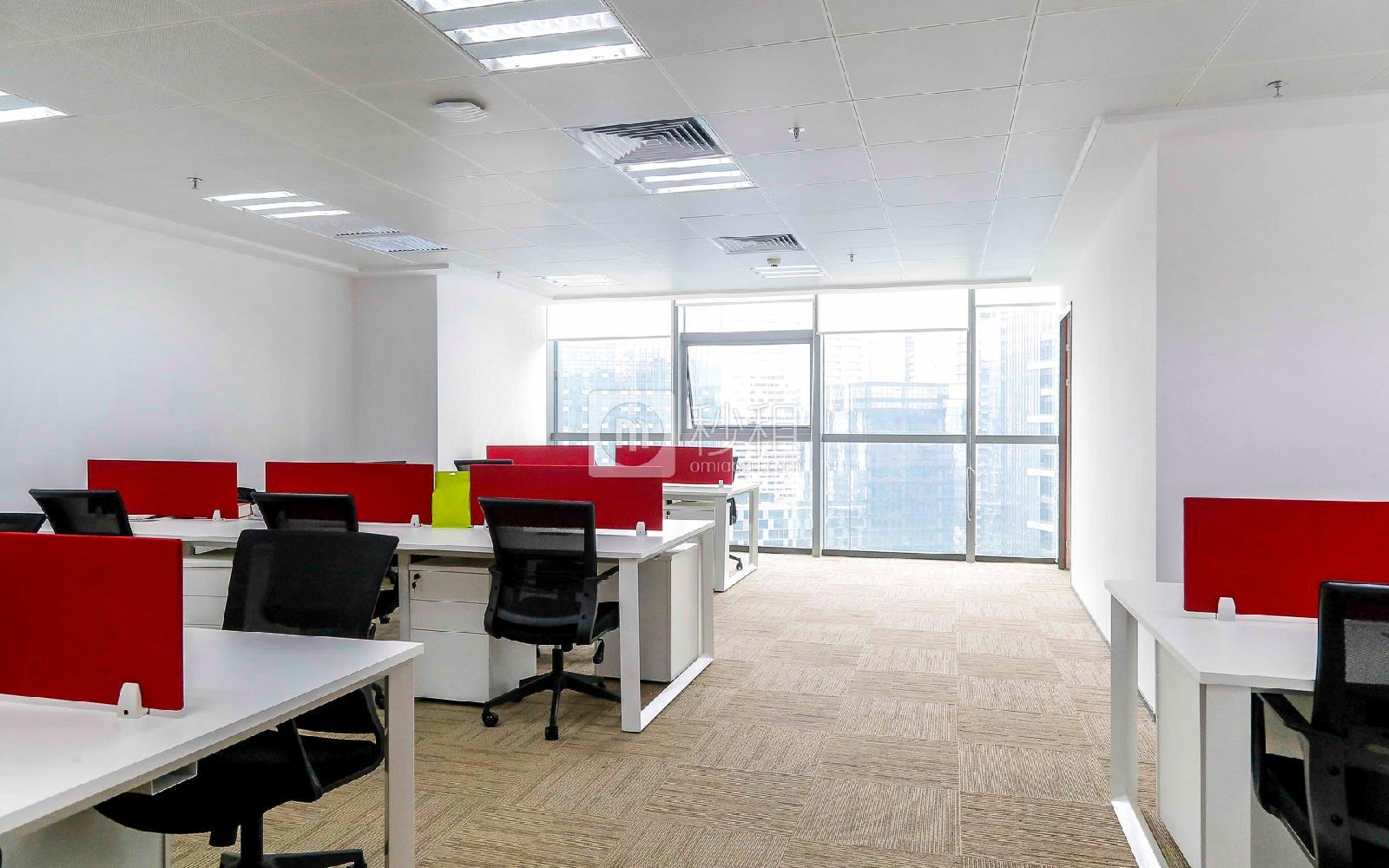 迈科龙大厦-I work写字楼出租116平米精装办公室24000元/间.月