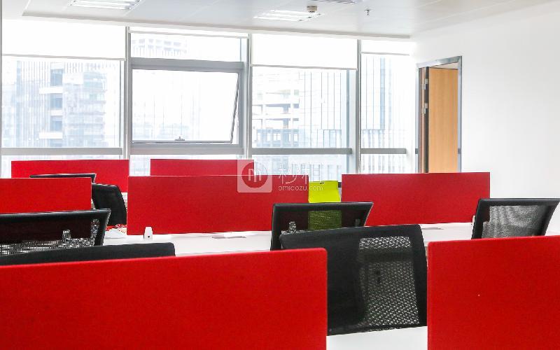 迈科龙大厦-I work写字楼出租196平米精装办公室36000元/间.月