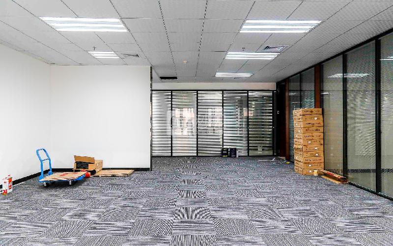 九洲电器大厦写字楼出租245平米精装办公室130元/m².月