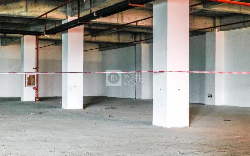 华美嘉大厦写字楼出租500平米毛坯办公室35元/m².月