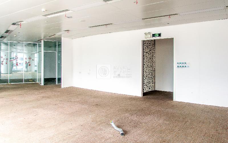 雅居乐中心写字楼出租323平米简装办公室220元/m².月