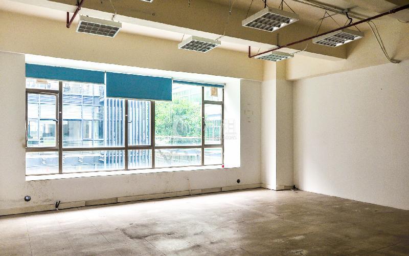 江韵大厦写字楼出租119平米简装办公室70元/m².月