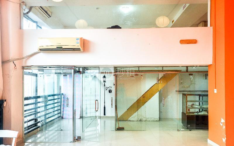 万晟商都大厦写字楼出租53平米精装办公室80元/m².月