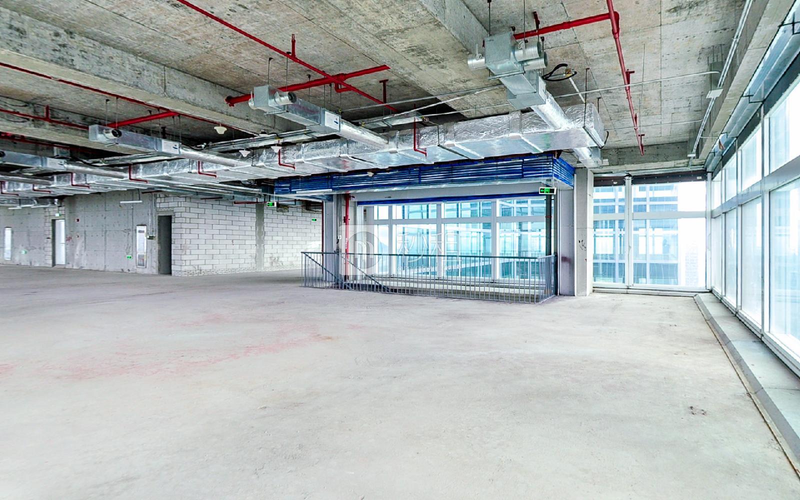 百度国际大厦写字楼出租1750平米毛坯办公室200元/m².月