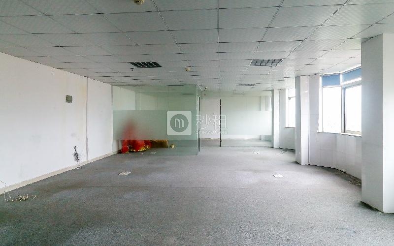 中顺商务大厦写字楼出租230平米精装办公室50元/m².月