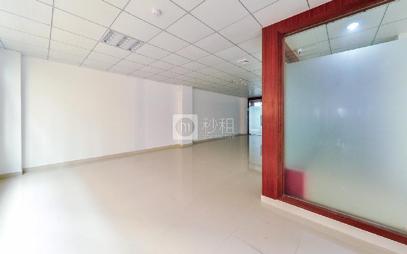 华通商务大厦写字楼出租120平米简装办公室60元/m².月