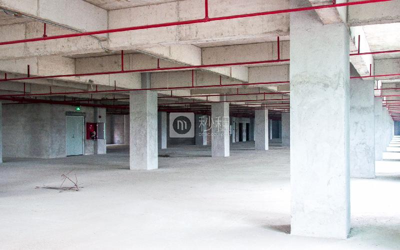 万豪大厦写字楼出租280平米毛坯办公室38元/m².月