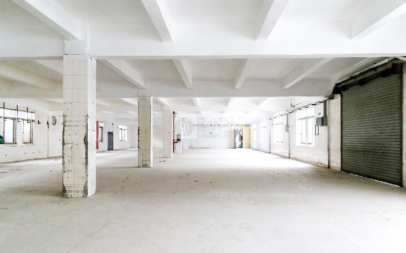 富方达下李朗电商园写字楼出租120平米毛坯办公室20元/m².月