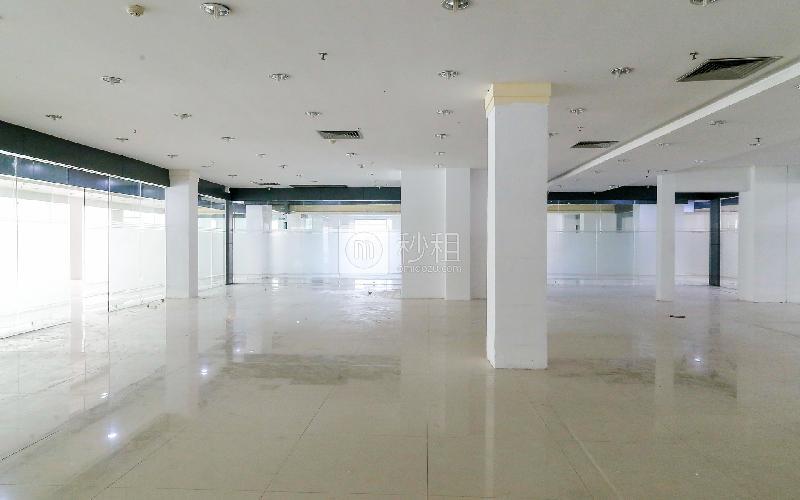 华林达电商产业园写字楼出租120平米简装办公室35元/m².月