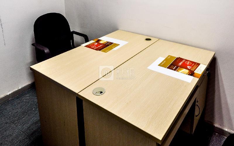 广州交易广场-企创商务中心写字楼出租8平米精装办公室1980元/间.月