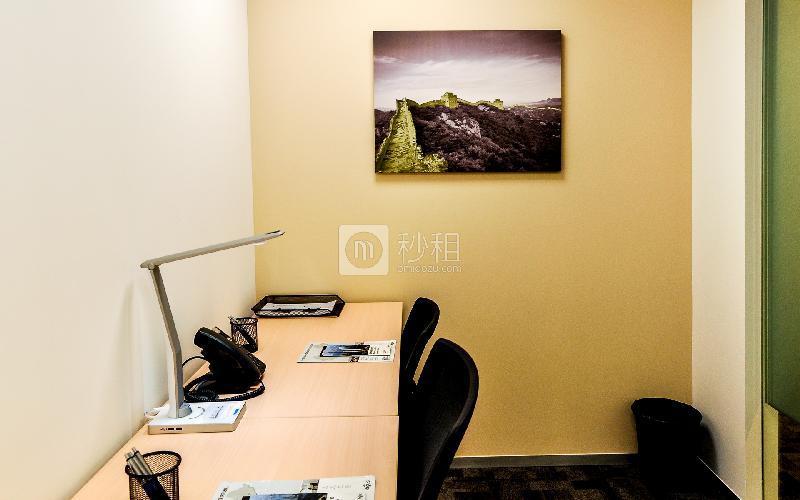 财富广场-雷格斯商务中心写字楼出租4平米豪装办公室3780元/间.月
